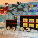 Holiday Bulletin Board Decorating Contest photo album thumbnail 1
