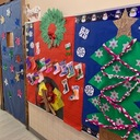 Holiday Bulletin Board Decorating Contest photo album thumbnail 8